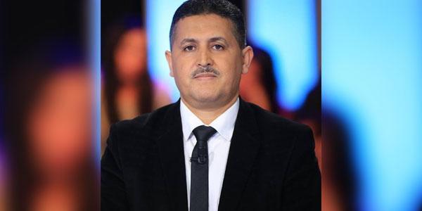 قبل الإعلان الرسمي عن حكومة الشاهد الثانية: عماد الدائمي يفتح النار على وزير الداخلية ''المرتقب''