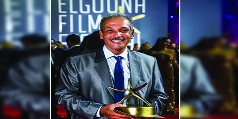 تتويج محمد ظريف بجائزة أفضل ممثل سينمائي عربي لـ 2018