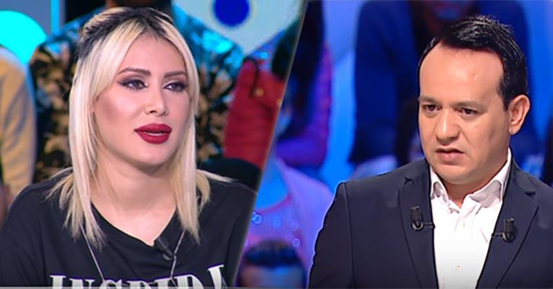 علاء الشابي يعتذر عن حضور المكافحة مع ابنة اخيه