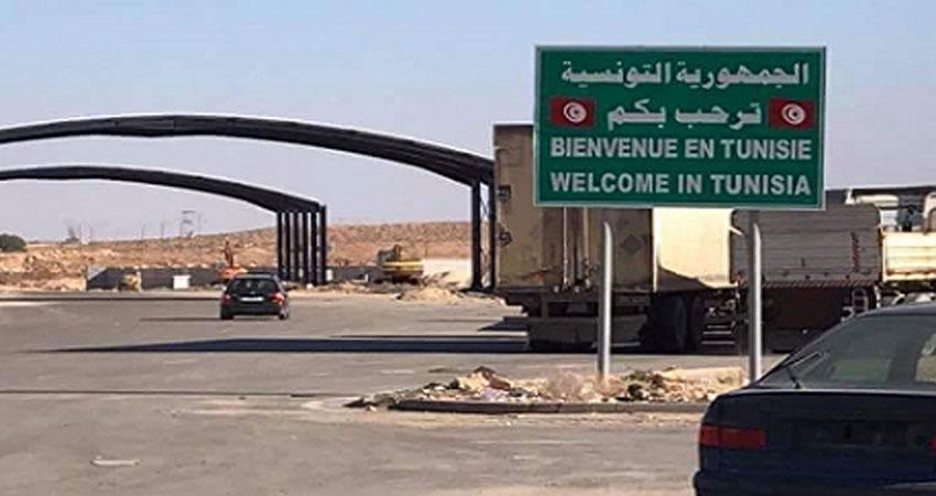 Poste frontalier Wazen : 11 tunisiens  ont été rapatriés