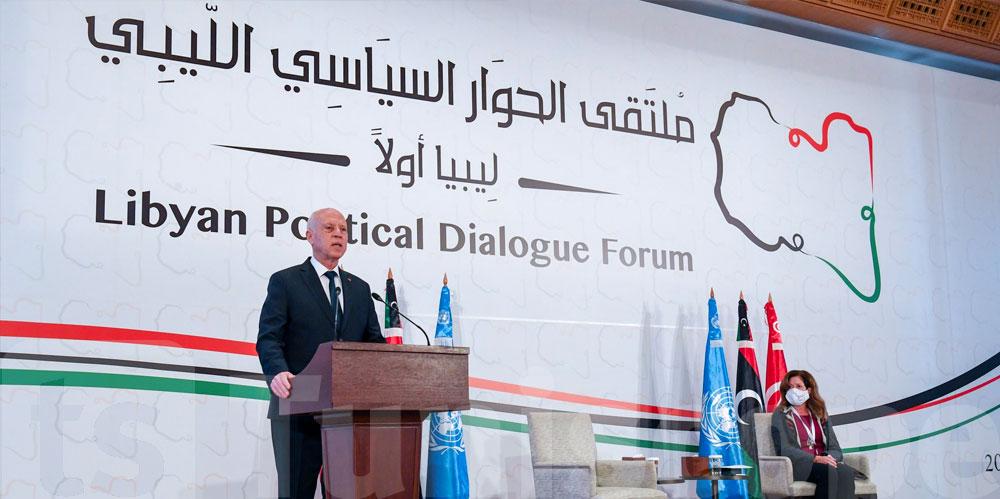 Reprise du Dialogue libyen à Tunis dès le mois de janvier prochain