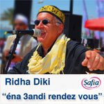 Ena andi Rendez vous le tube de Ridha Diki