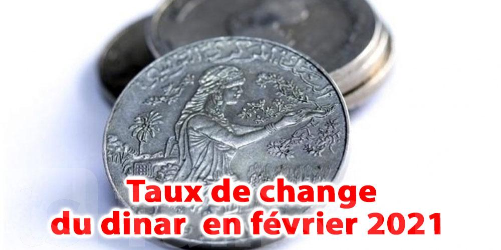 Légère appréciation du dinar face à l'Euro