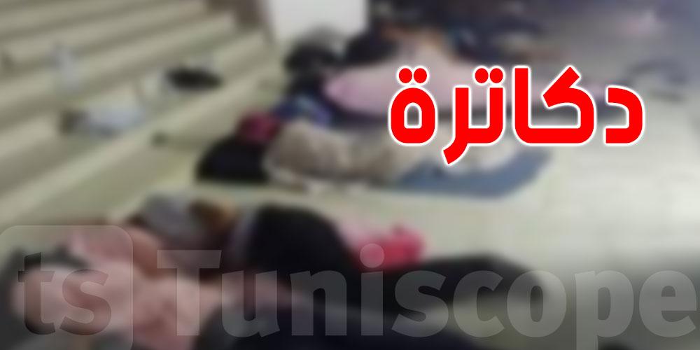 الدكاترة المعتصمون امام وزارة التعليم العالي ينهون إضراب الجوع