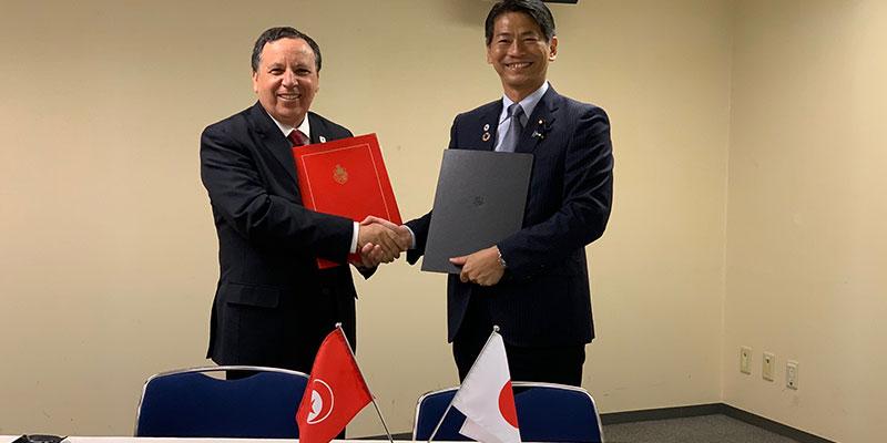 Don Japonais de 8 millions de DT pour un système de surveillance de haute technologie