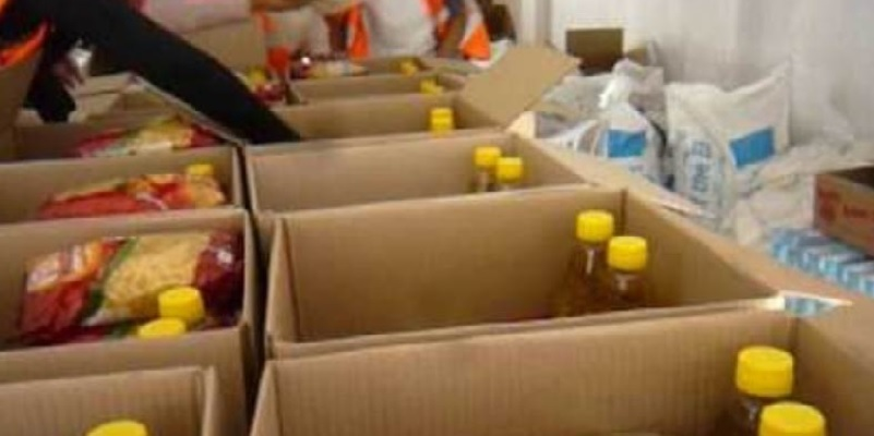 بداية من 3 أفريل: توزيع 10 آلاف طرد غذائي على العائلات المعوزة والفقيرة
