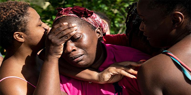 Au moins 20 morts aux Bahamas ravagées par l'ouragan Dorian