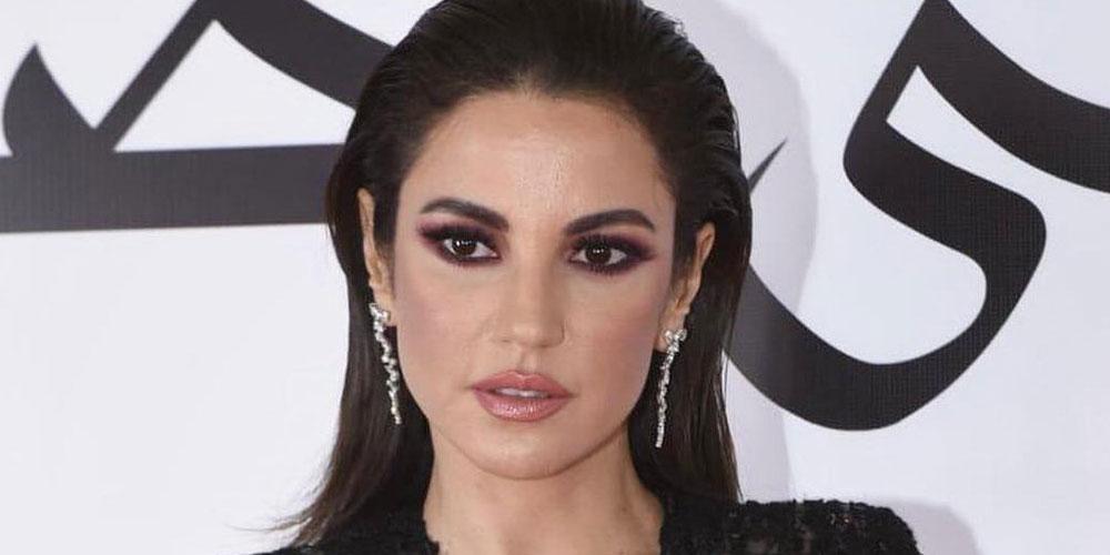 بمهرجان الفضائيات العربية .. ظهور ساحر لدرة بعد حفل زفافها