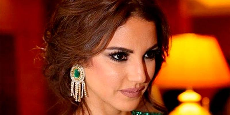 En photos :  Habillée par le créateur tunisien Ahmed Talfit, Dorra Zarrouk fait sensation au festival World Arts day