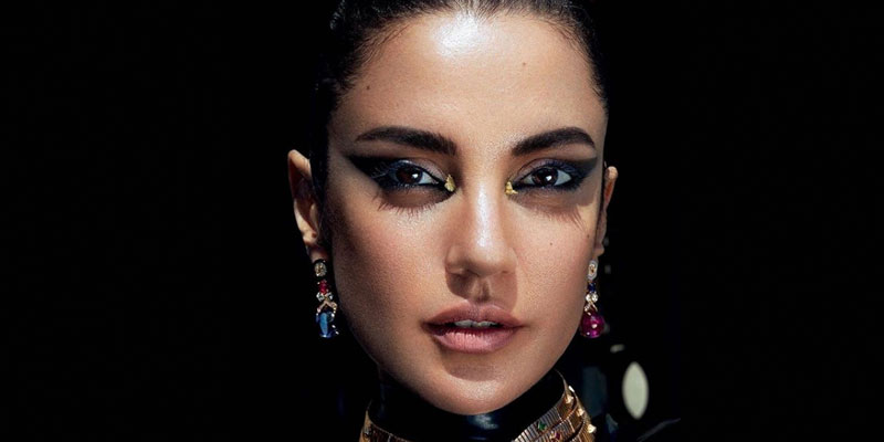 En photo : Dorra Zarrouk pose pour Vogue Arabia, ses fans sont sous le charme