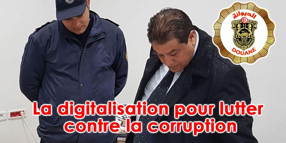 La douane n'est pas le seul maillon de la chaîne de corruption, déclare son DG