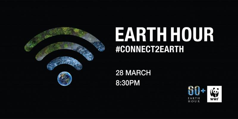 Earth Hour : éteignez vos lumières... et vos écrans