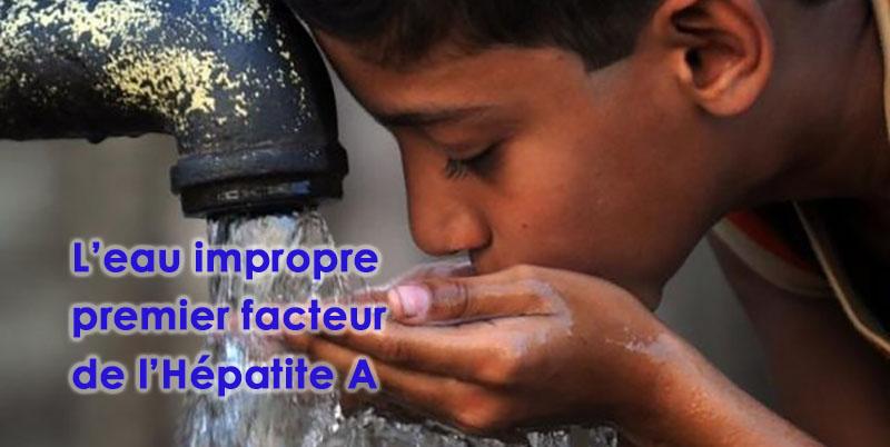 Le manque d'hygiène et de propreté cause de l'Hépatite A à Gabès