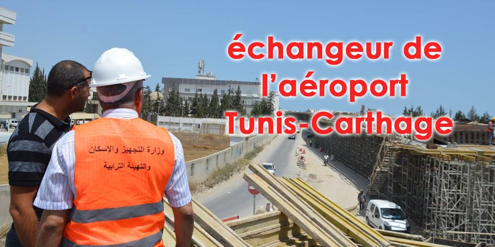 L'échangeur de l'aéroport sera prêt avant l'année 2021, annonce Kamel Doukh