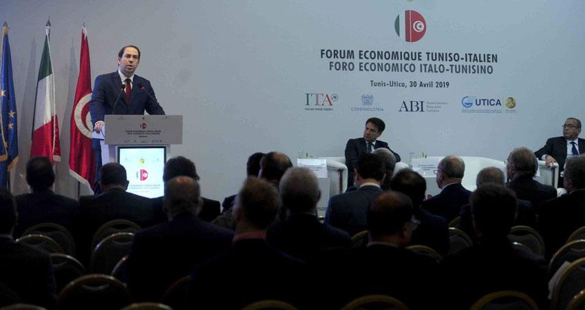 رئيس مجلس الوزراء الايطالي: يجب المحافظة على تجربة الانتقال الديمقراطي في تونس