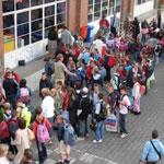 Le ministère de l'Education : Arrêt de cours le 21, le 22 , le 23 et le 24 octobre 2011.