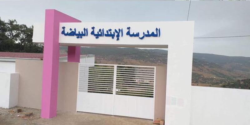 En photos : ''Un enfant, des sourires'' donne une nouvelle vie à l'école Bayadha