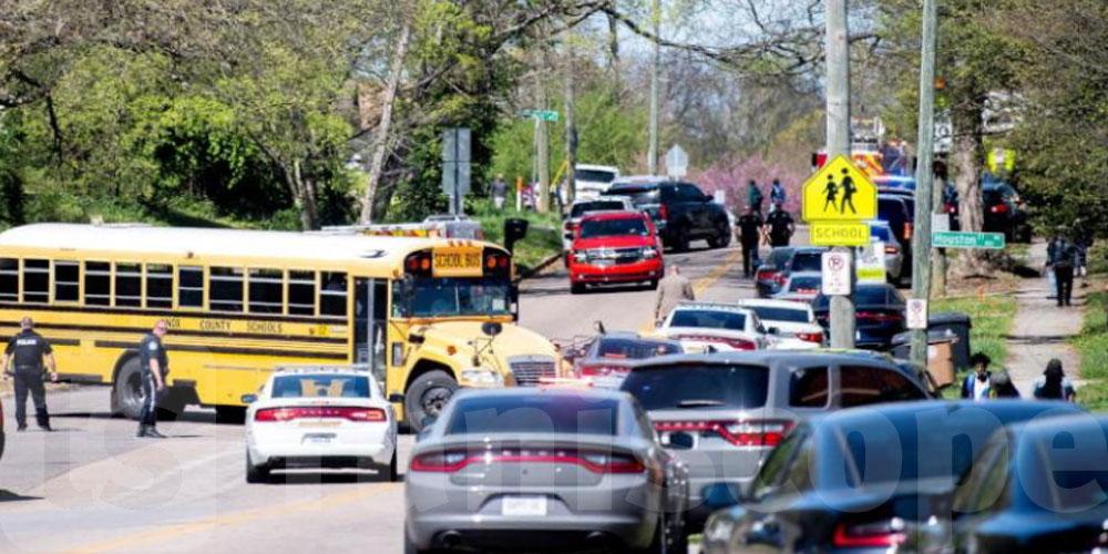 سقوط ضحايا في إطلاق نار في مدرسة أميركية