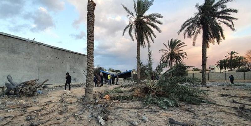 Au moins 28 morts dans un raid contre une école militaire en Libye