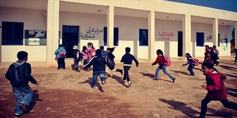 Une école primaire saccagée à kebili
