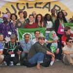 Participation de tunisiens au congrès mondial des Verts 2012 à Dakar