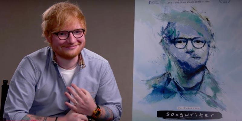 Ed Sheeran s'est marié en toute discrétion