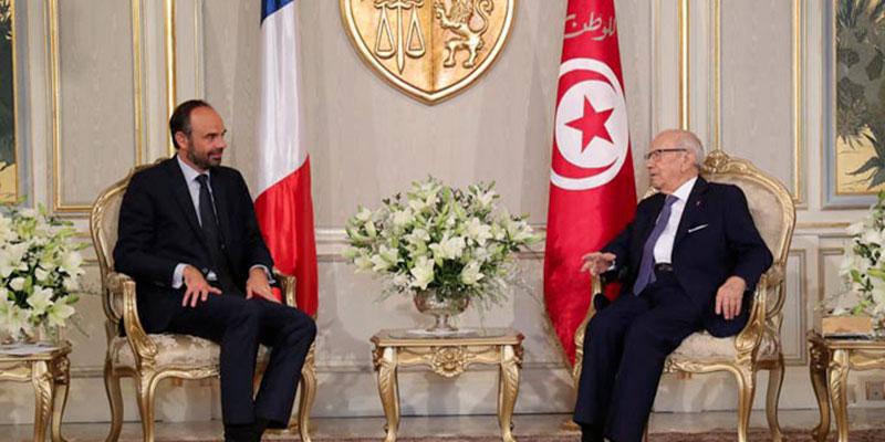 Edouard Philippe : La Tunisie prête au défi de la démocratie