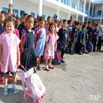 جلسة عمل بوزارة التربية إستعدادا لتأمين العودة المدرسية