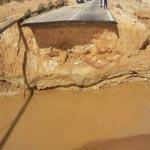 قابس: انتشال جثتين جرفتهما مياه الامطار الغزيرة
