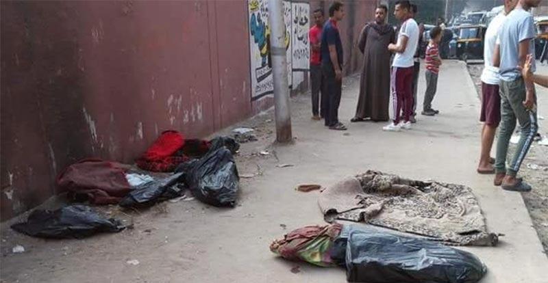 فظيع: العثور على جثث 3 أطفال منزوعي بعض الأعضاء داخل أكياس قمامة