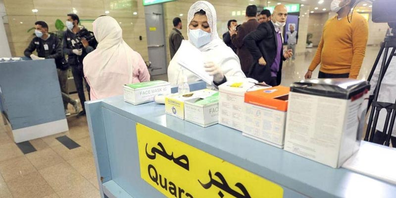 مصر تعلن اكتشاف إصابات جديدة بفيروس كورونا