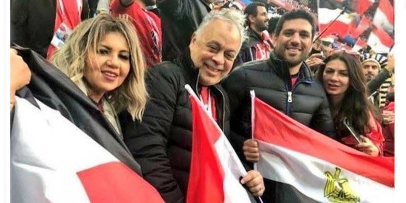 نقابة الفنانين المصريين ترد على اتهامها بالتسبب بخسارة المنتخب