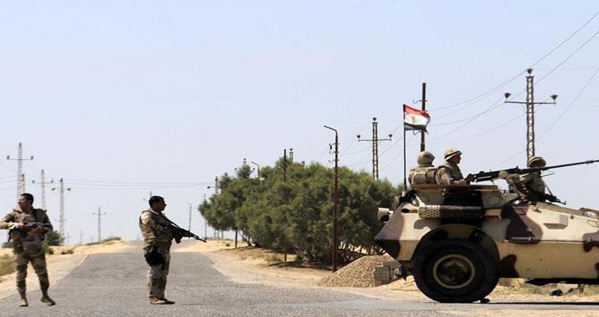 مصر: قتلى وجرحى في هجوم إرهابي بالعريش