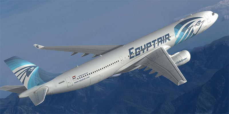 واشنطن تحظر جميع الشحنات الجوية من مطار القاهرة