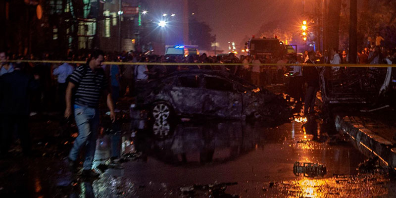 En Egypte, une collision de voitures fait 19 morts