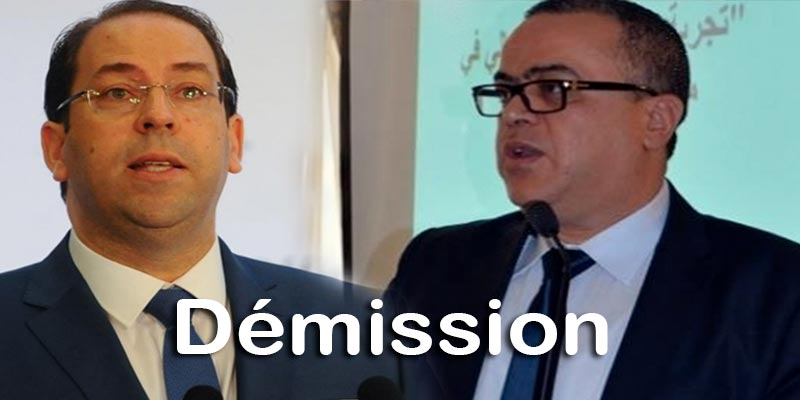 Youssef Chahed démissionne après le 15 octobre, d'après Hatem Echi