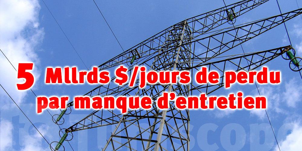 Kamal Sahnoun : la Tunisie se trouve menacée de coupures d'électricité pendant l'été