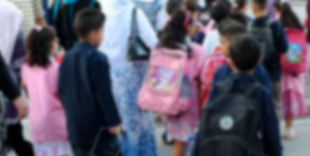 35 enfants réfugiés inscrits dans les écoles primaires du sud-est de la Tunisie