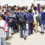 Sfax : Les élèves en grève … pour virer une surveillante du lycée !