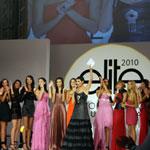 Nour Guiga remporte l'Elite Model Look, vidéo exclusive de la soirée