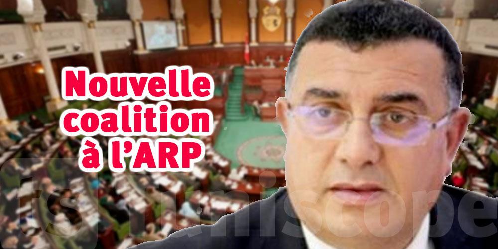 Une nouvelle coalition parlementaire se mettra en place selon Iyadh Elloumi