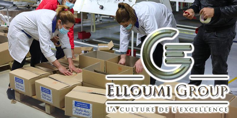 Le Groupe ELLOUMI s'engage pour la Santé et sa Tunisie
