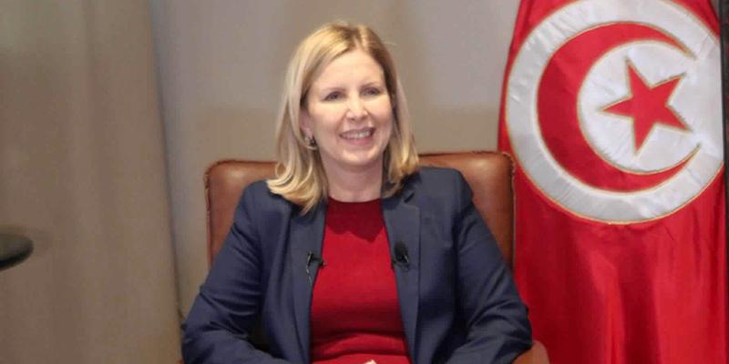 La démission de Salma Elloumi acceptée