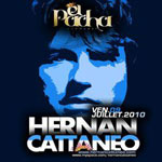 La super star HERNAN CATTENEO débarque en Tunisie