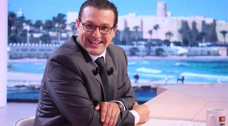 إلياس الغربي يستقيل من قناة الحوار التونسي