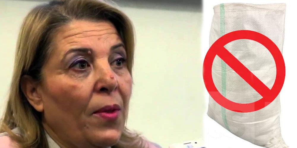 La ministre a décidé : pas d'emballage plastique pour le ciment !