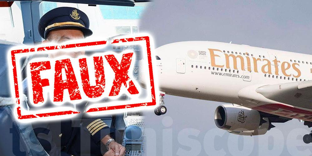 Intox : Aucun pilote tunisien n'a été renvoyé à cause d'un vol vers Tel Aviv