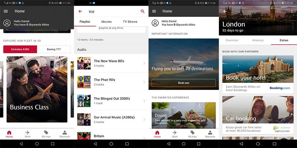 Emirates collabore avec Huawei pour offrir aux utilisateurs une expérience et des avantages accrus en matière d'applications mobiles