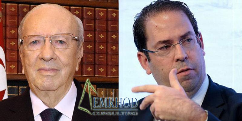 Les Tunisiens sont moins satisfaits du rendement de BCE et de Chahed