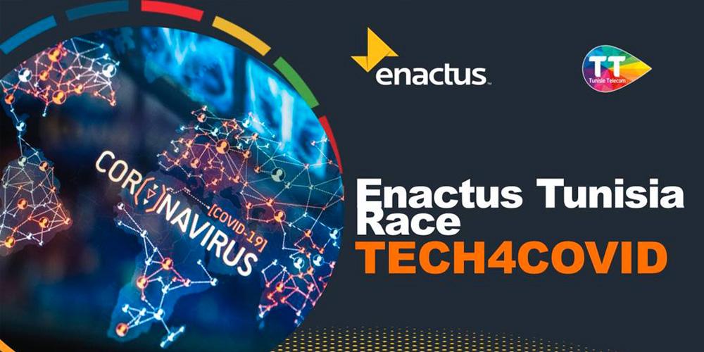 Lancement du second Enactus Tunisia Race